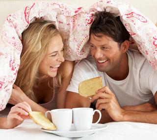 излишняя серьезность - одна из причин появления преждевременного страха все испортить в постели