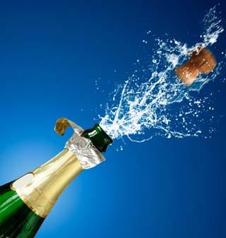 шампанское пользу кого парней