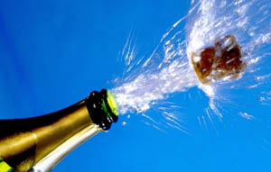 алкоголь и шампанское плохо влияют на здоровье парней и сводят все к тому, что они быстро кончают