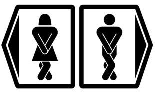 скорострелу обязательно нужно сходить в туалет, чтобы не испытывать напряжение и давление