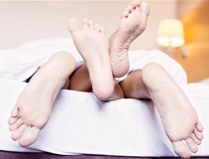 преждевременное семяизвержение - это довольно частая проблема у молодых пар