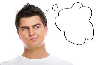 мужчина задумался на темы о том, как продлить свою выдержку и улучшить мастерство с женщинами