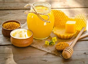 мед хорошо себя зарекомендовал как продукт, мгновенно повышающий потенцию
