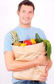 мужик может уменьшить свою повышенную сенситивность благодаря продуктам