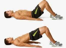 физическая активность мужчины и тренировки помогают повысить либидо