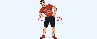 либидо мужчины можно повысить, выполняя специальный комплекс тренировок