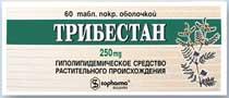 препарат «Трибестан» помогает восстановить влечение к противоположному полу и укрепить потенцию