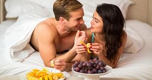 Женщина всегда будет рада тому, что ее мужчина занимается собой и старается подняться на другой уровень в плане амурных дел